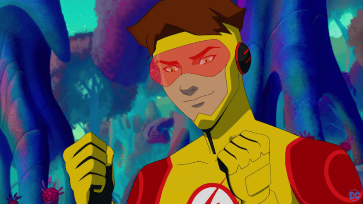 Young Justice: Outsiders trailer adaptation