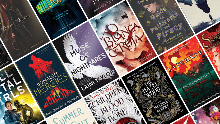 Best Young Adult Science Fiction and Fantasy of 2018 | Tor com