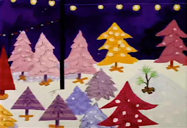 Charlie Brown Christmas Decorations.A Charlie Brown Christmas Searches For Truth In A
