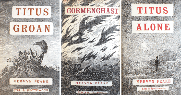 Blog Post Featured Image - Can Gormenghast Become the Next Game of Thrones?