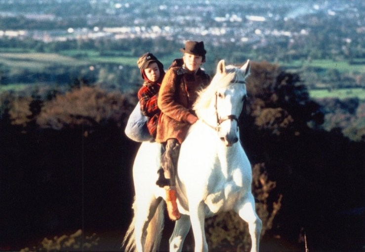 Blog Post Featured Image - Riding the White Horse Into the West
