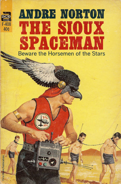 Blog Post Featured Image - Saving a World with The Sioux Spaceman