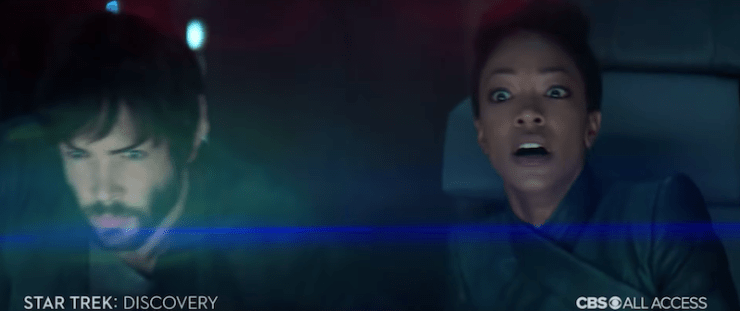 Star Trek: Discovery, Michael Burnham, season 2 trailer, Spock