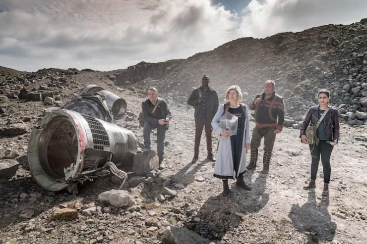Doctor Who, season 11, The Battle of Ranskoor Av Kolos