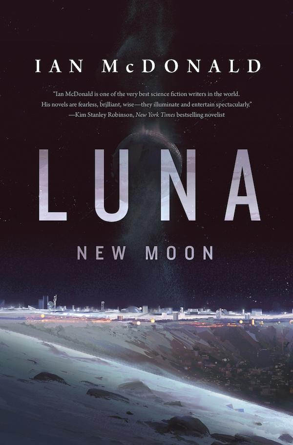 Luna New Moon Ian McDonald