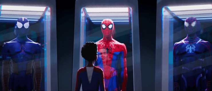 Blog Post Featured Image - The Stan Lee Cameo in Spider-Man: Into the Spider-Verse is a Perfect Farewell