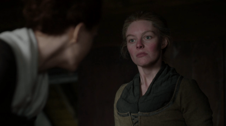 "Outlander 407 ""Down the Rabbit Hole"" television review Laoghaire"
