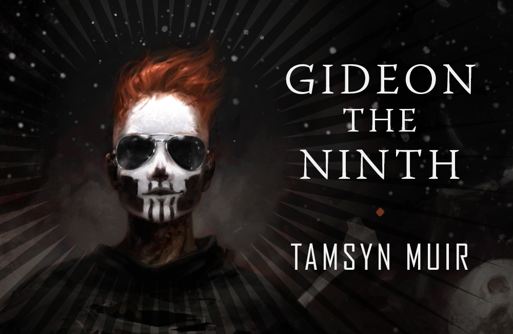 Wet Hot Necrogoth Summer: A Non-Spoiler Review of Gideon the Ninth by Tamsyn Muir