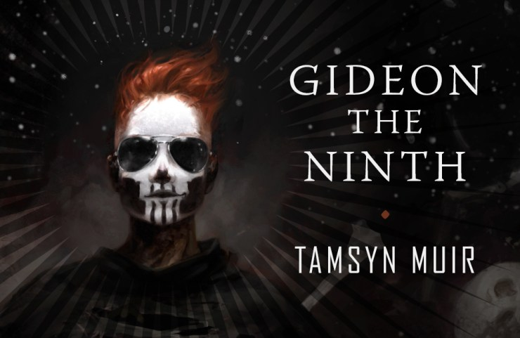Gideon the Ninth cover reveal header