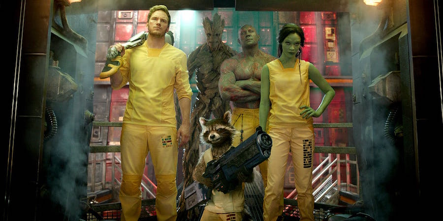 """I am Groot"""" — Guardians of the Galaxy 