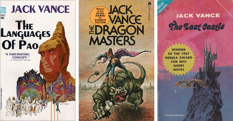 A Lean, Mean, Writing Machine: Jack Vance Was Science