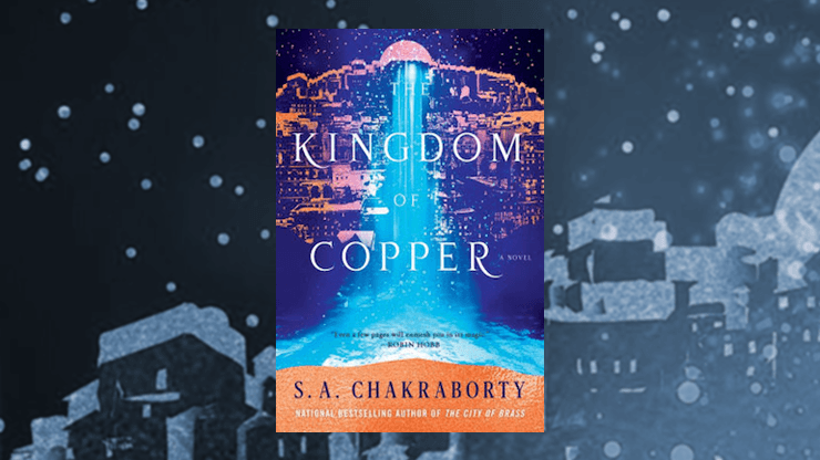 Read a Chapter From S  A  Chakraborty's The Kingdom of