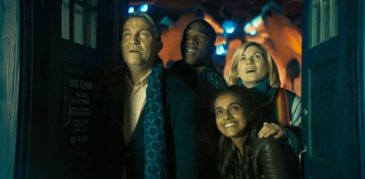Doctor Who, Resolution