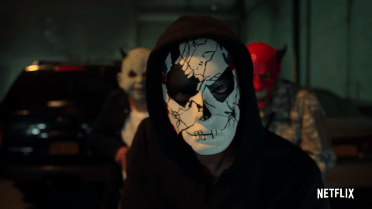 The Punisher season 2 trailer premiere date Netflix