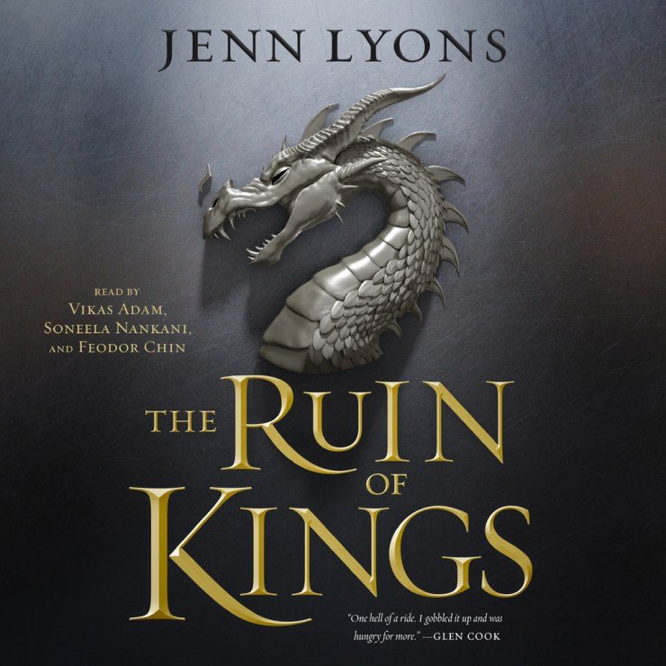 The Ruin of Kings audiobook Jenn Lyons