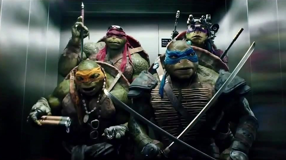 Half Assed In A Half Shell Teenage Mutant Ninja Turtles 2014 Tor Com