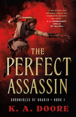 Blog Post Featured Image - The Perfect Assassin Sweepstakes!