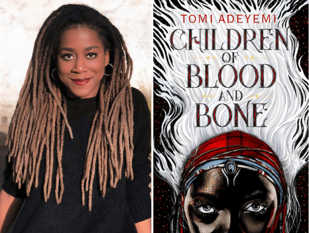 Film Adaptation of Tomi Adeyemi's YA Fantasy Children of Blood and ...