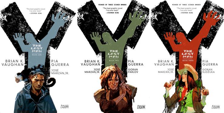 Y: The Last Man TV adaptation FX premiere 2020 Yorick
