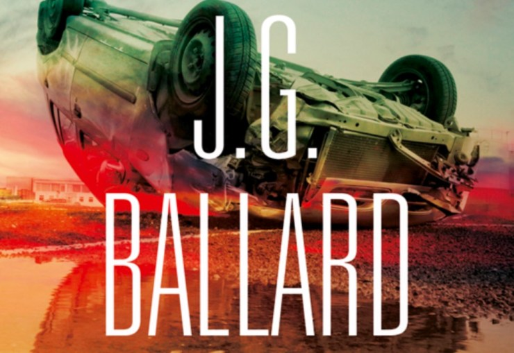 JG Ballard and Forty Years of the Future