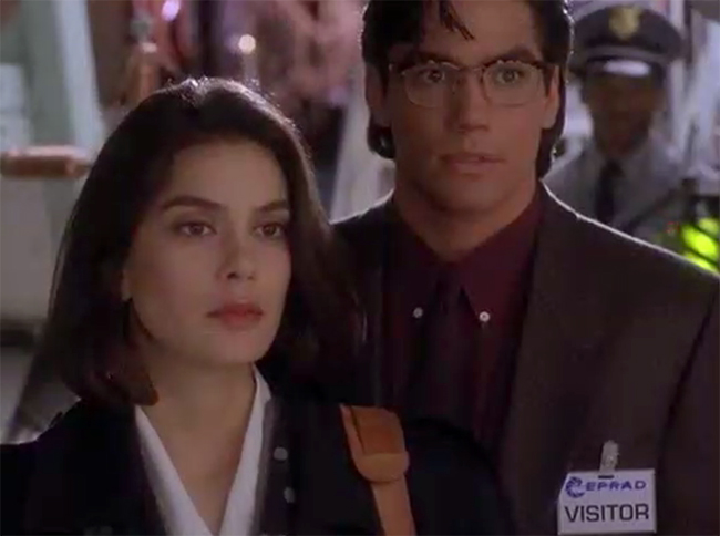 """I just want you to meet a super guy"""" — Lois & Clark: The New"""
