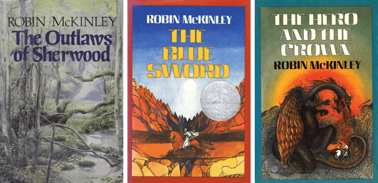 Blog Post Featured Image - The Works of Robin McKinley and Why Fantasy Should Seem Real