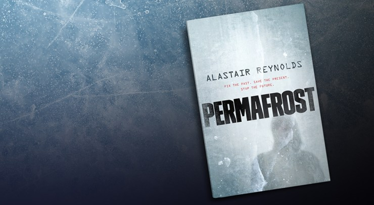 Blog Post Featured Image - Managing Temporal Changes: Alastair Reynolds' Permafrost