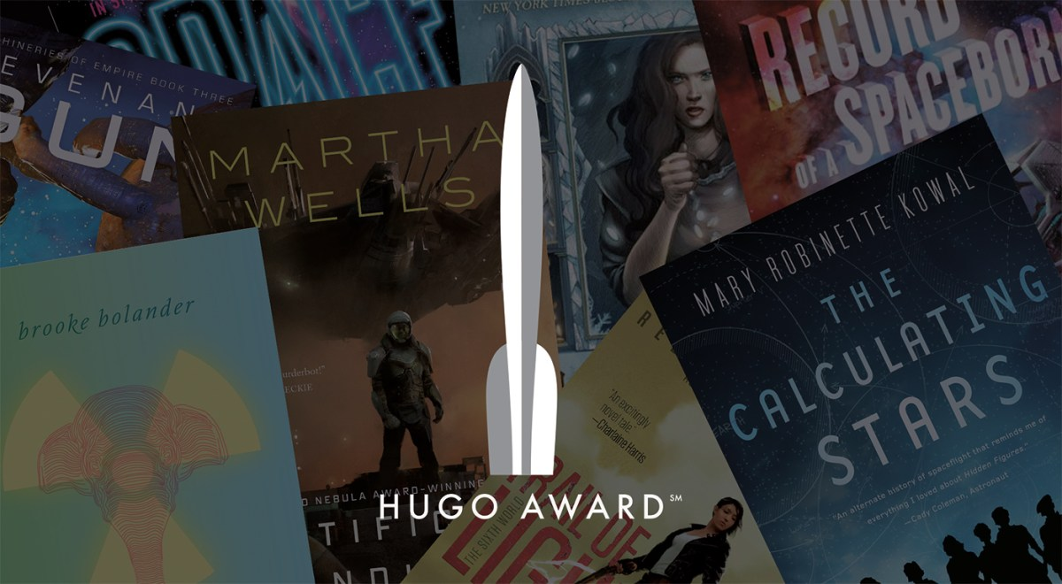 Image result for hugo book awards