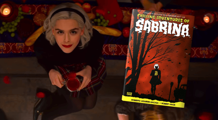 Sabrina the Teenage Witch TV show adaptation