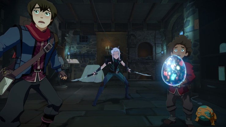 Blog Post Featured Image - How The Dragon Prince Became the Best Fantasy Show on Television, Animated or Not