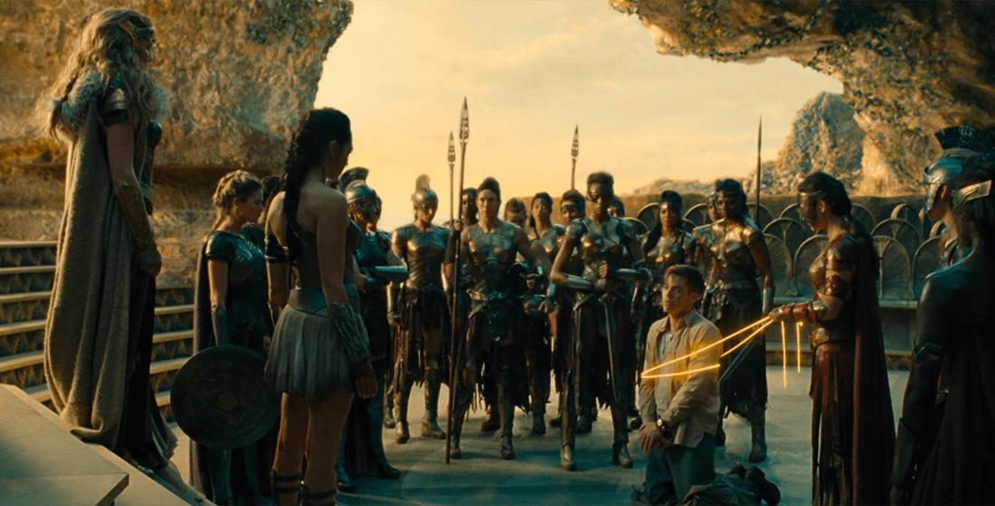 End All Wars — Wonder Woman (2017) | Tor com