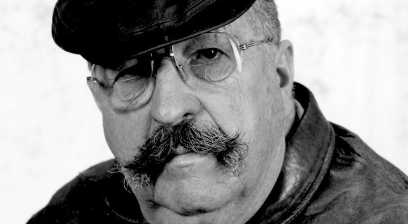 Author and Grand Master Gene Wolfe, 1931-2019