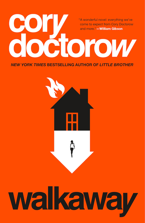 Walkaway by Cory Doctorow