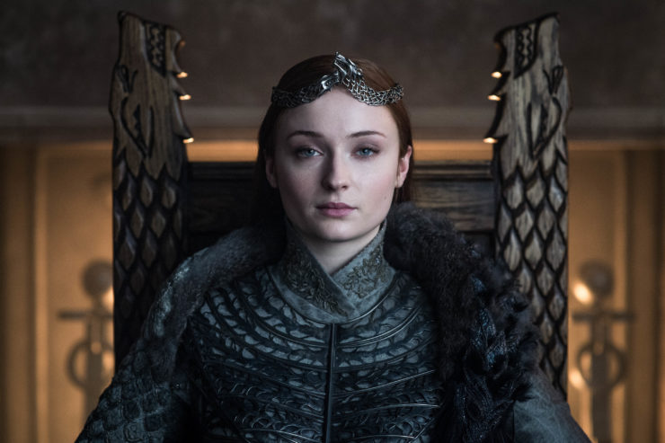 Sansa Stark Queen of the North