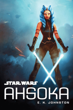 Star Wars, Ahsoka by E K. Johnston