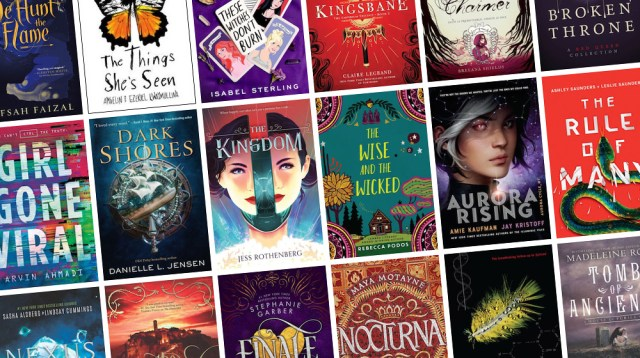 All the New Young Adult SFF Books Coming Out in May! | Tor com