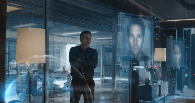 Avengers: Endgame Marvel Cinematic Universe what rewards do superheroes deserve the Snapture Thanos