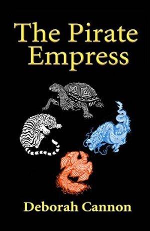 The Pirate Empress, cover, Deborah Cannon