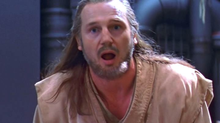 Qui-Gon Jinn death Phantom Menace