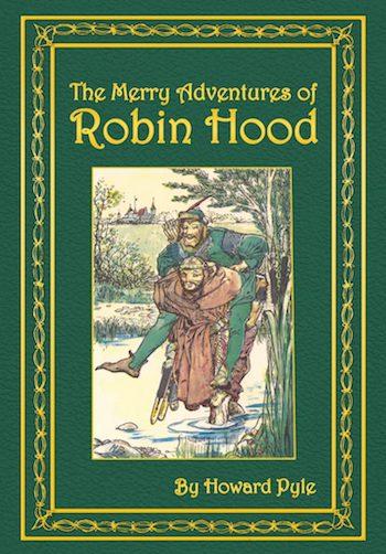 The Adventures of Robin Hood, Howard Pyle