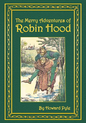 The Adventures of Robin Hood, Howard Pyle