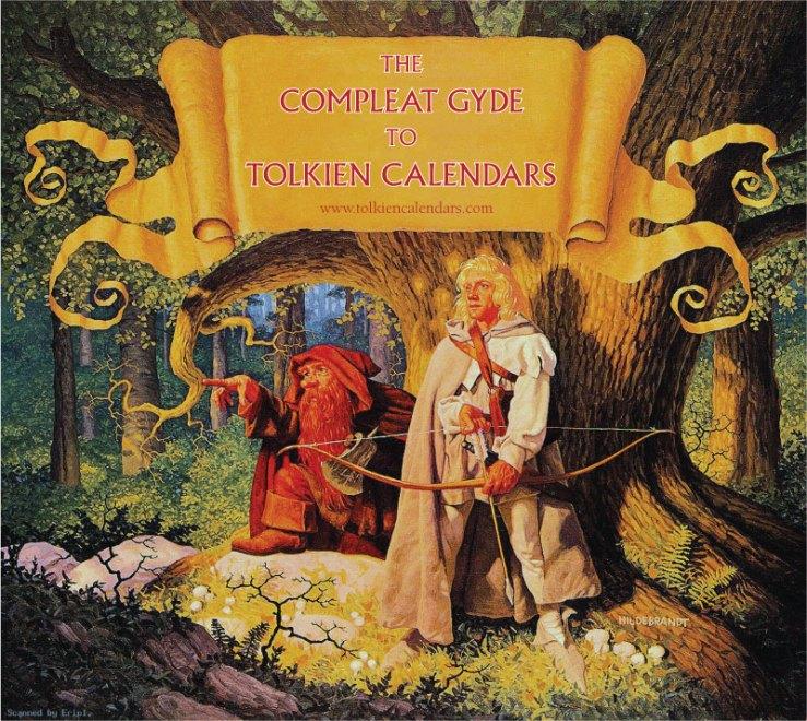 Tolkien Calendar Guide banner