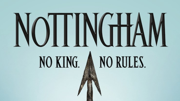 Blog Post Featured Image - Listen to an Audio Excerpt from Nottingham, a New Retelling of Robin Hood
