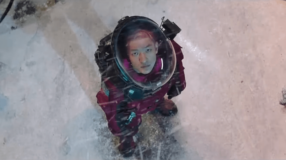 Liu Cixin's The Wandering Earth Is Now a Striking SF Film on Netflix
