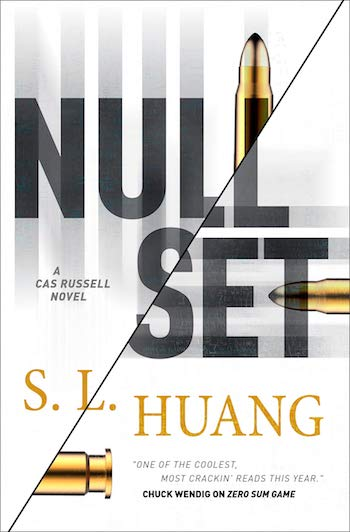 Null Set by S.L. Huang, cover