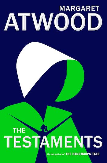The Testaments, cover, Margaret Atwood