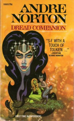 Blog Post Featured Image - Heartless: Andre Norton's Dread Companion