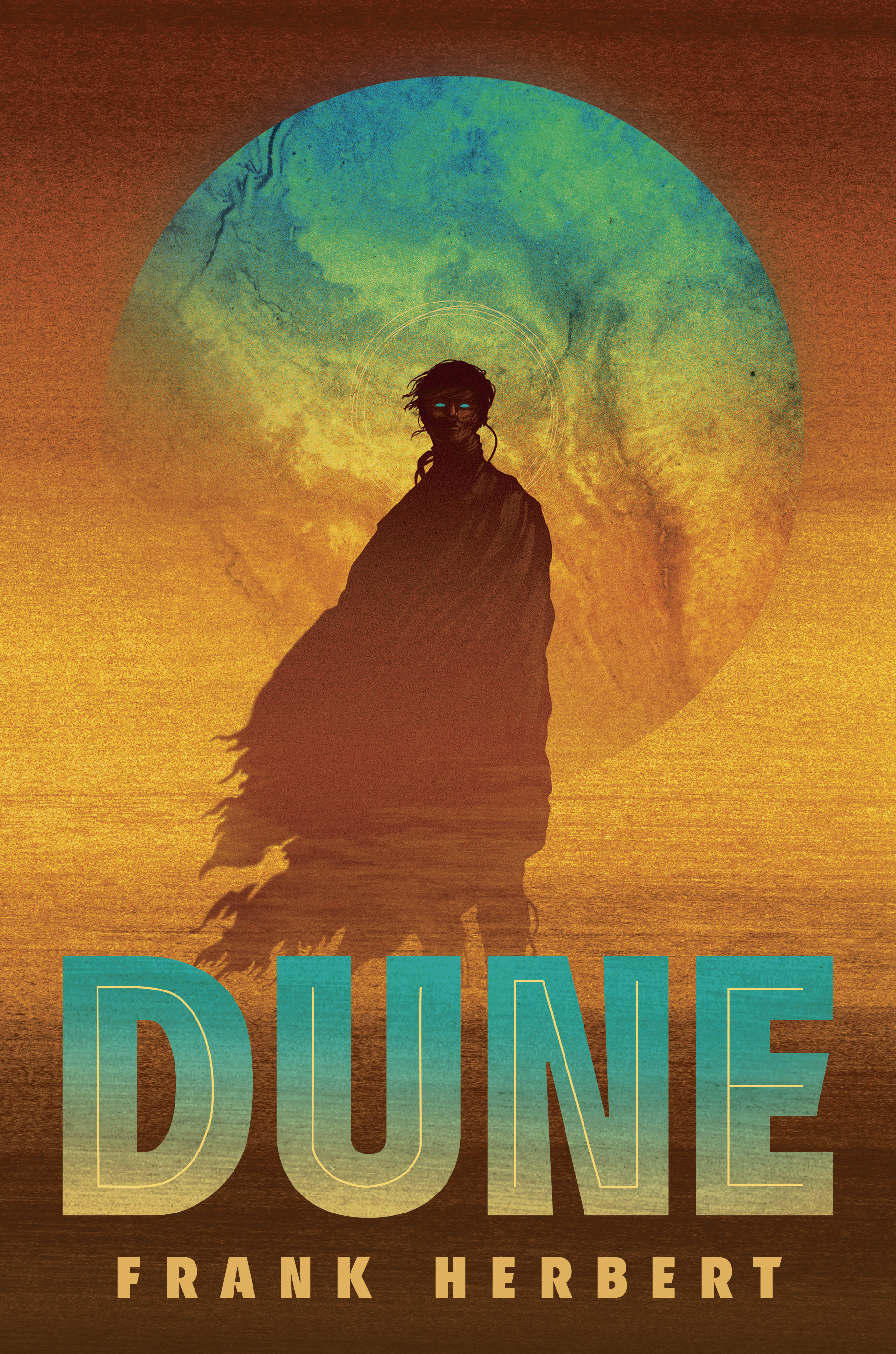 Check Out the Artwork for a New Edition of Frank Herbert's Dune | Tor.com
