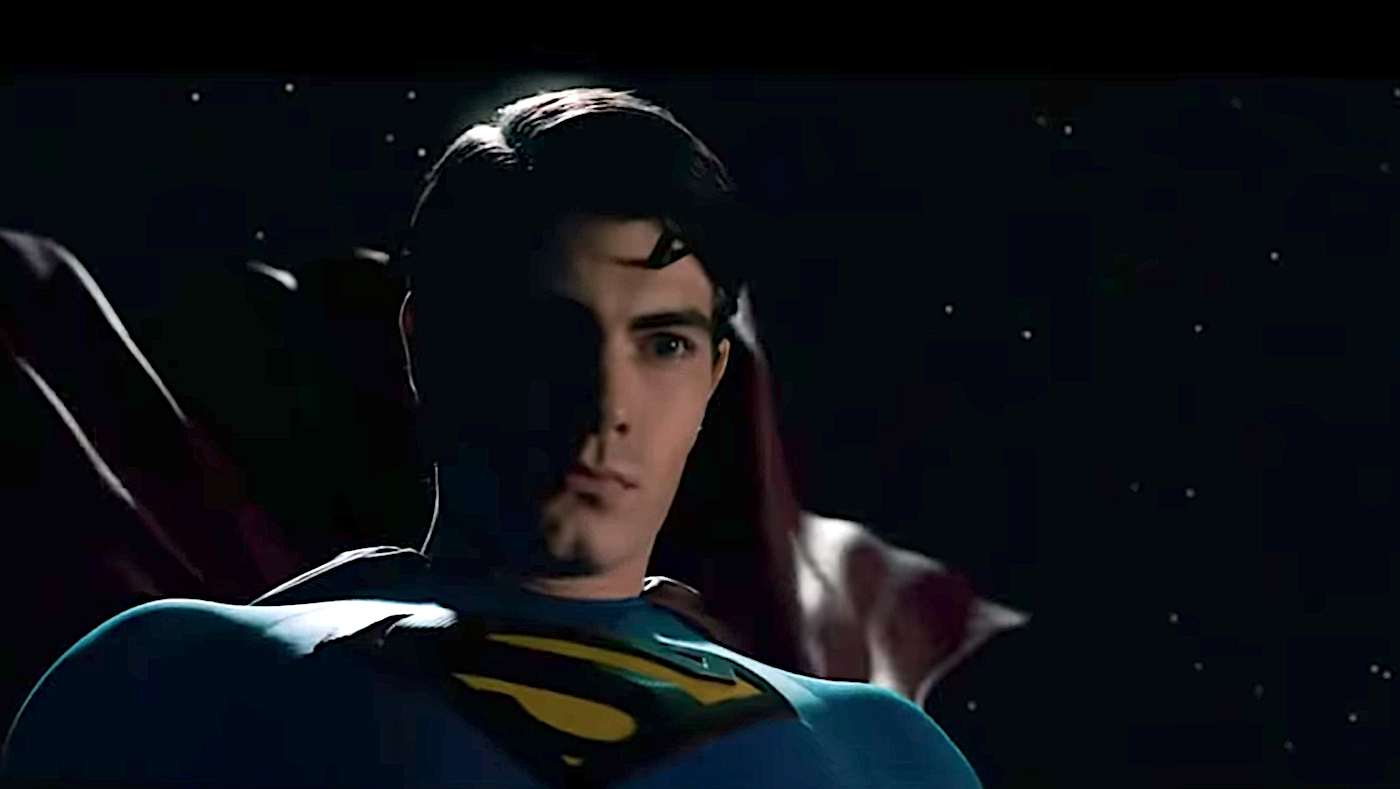 Brandon Routh to Play Superman Again in Next Big Arrowverse Crossover