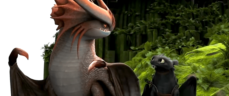How to Train You Dragon 2 Toothless